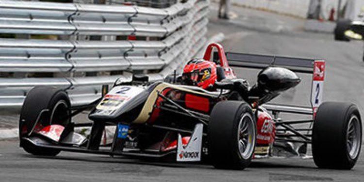 Doble pole de Esteban Ocon en Pau para el domingo de F3