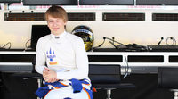 Johnny Cecotto gana brillantemente la primera de GP2 en Barcelona