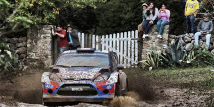 Directo Rally de Argentina del WRC 2014 - Cuarto bucle