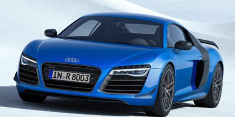 Audi gana la batalla con el R8 LMX