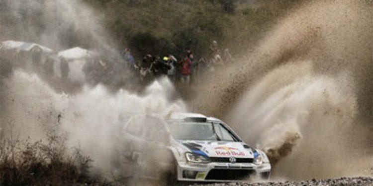 Jari-Matti Latvala brilla en 2ª etapa del Rally de Argentina