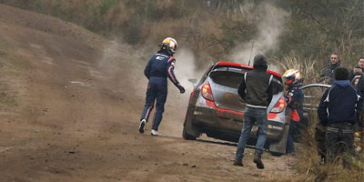 Dani Sordo analiza su difícil Rally de Argentina