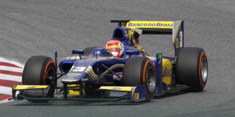 Felipe Nasr gana al fin en la GP2 tras 11 podios