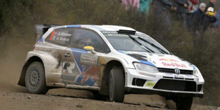 Directo Rally de Argentina del WRC 2014 - Quinto bucle