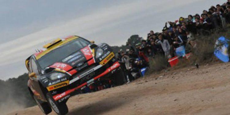 Directo Rally de Argentina del WRC 2014 - Sexto bucle