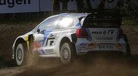 Latvala da la estocada al Rally de Argentina en el barro