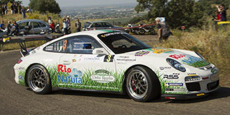 Sergio Vallejo gana su tercer Sierra Morena