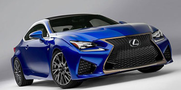 Lexus traerá dos novedades a la cita madrileña