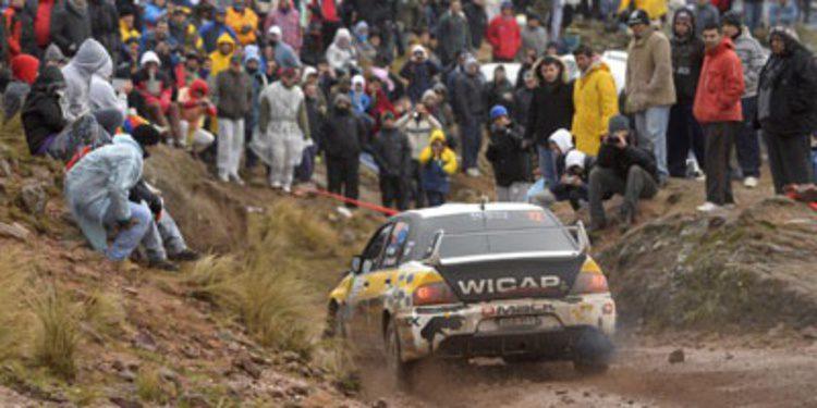 Las mejores imágenes del Rally de Argentina del WRC 2014