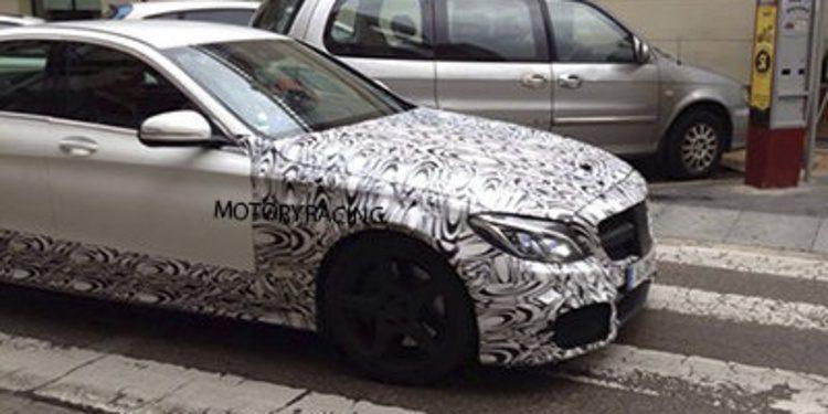 ¿Estamos ante el nuevo Mercedes-Benz C63 AMG?