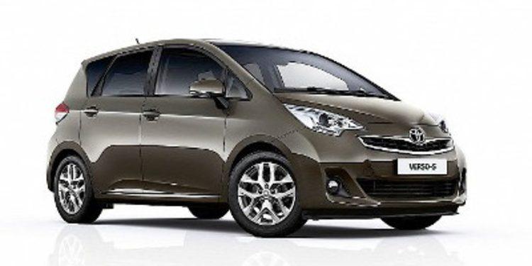 Toyota lanzará un Verso-S mejorado este verano