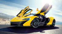 Leno al fin nos muestra su flamante McLaren P1