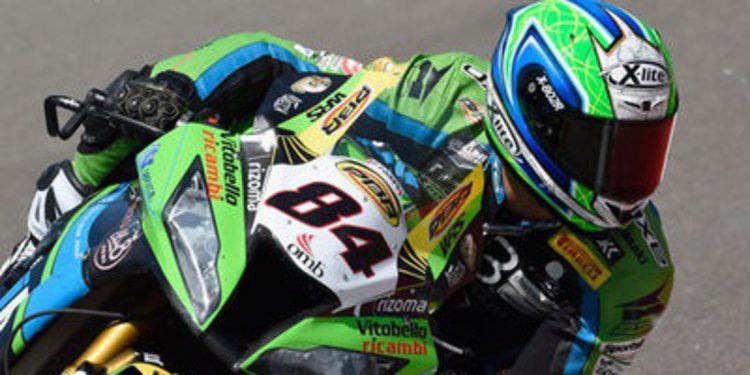 Michele Fabrizio y Grillini Racing separan sus caminos