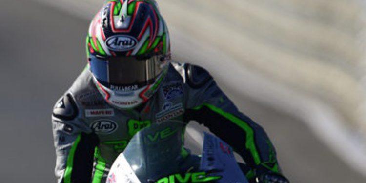 La muñeca de Nicky Hayden responde bien para Le Mans