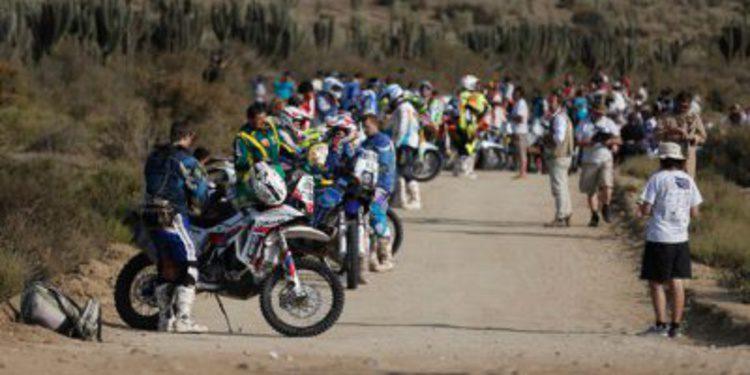 Presentación del Dakar 2015 en Barcelona