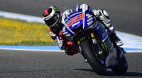 Jorge Lorenzo y Valentino Rossi se enfrentan al Circuito de la Sarthe