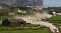 Todo listo para la disputa del Rally de Azores del ERC