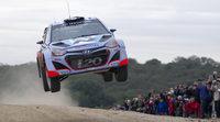 Velocidad y tracción temas a pulir en el Hyundai i20 WRC