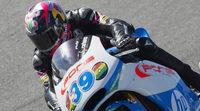 Salom y triplete español en el FP2 de Moto2 en Le Mans