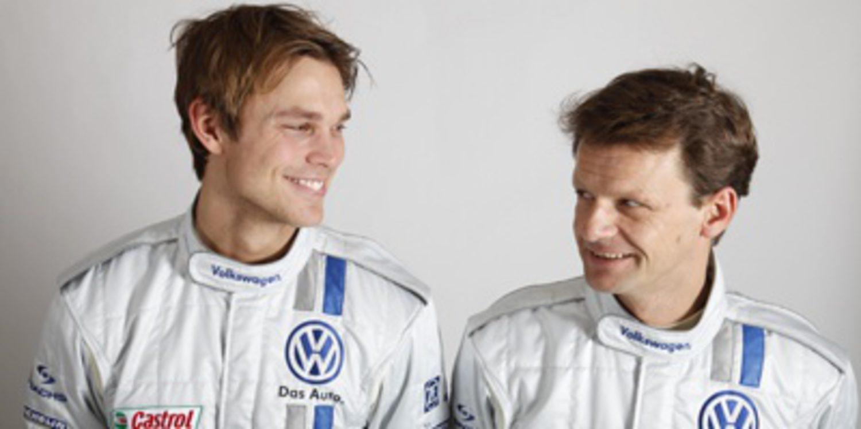Andreas Mikkelsen regresa junto al copiloto Ola Floene
