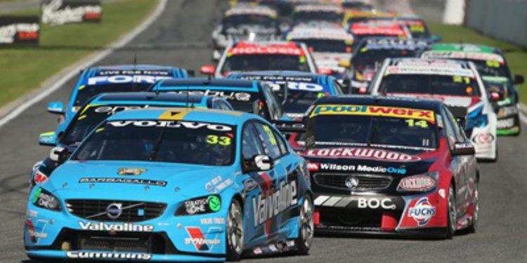 Scott McLaughlin consigue el primer triunfo oficial de Volvo