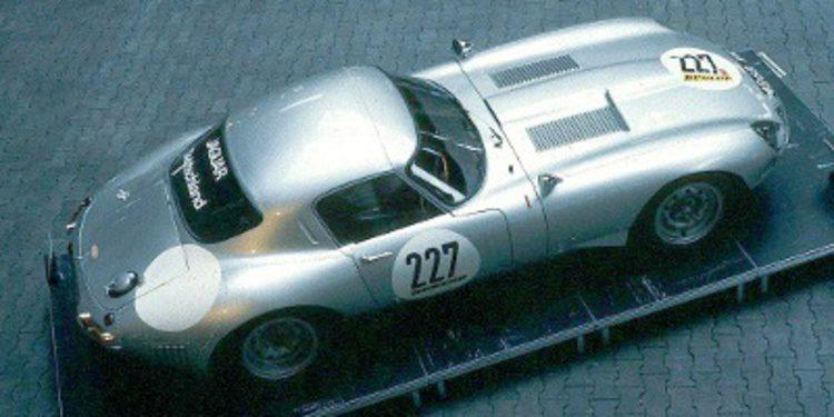 El último modelo anunciado de Jaguar es el E-Type