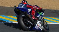 Jorge Lorenzo sorprende en el FP3 de MotoGP en Le Mans