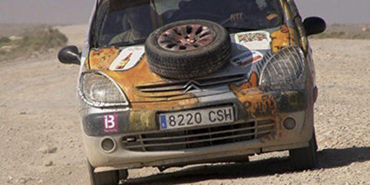 Cuatro españoles y un Xsara Picasso en el Rally Mongol