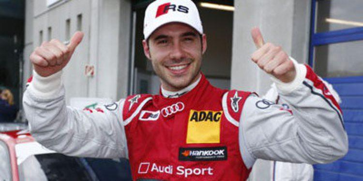 Miguel Molina pierde su pole del DTM en Oschersleben