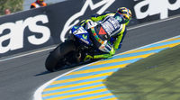 Directo warm up del GP de Francia de MotoGP 2014
