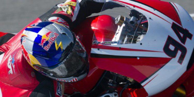 El warm up de Moto2 en Le Mans es para Jonas Folger