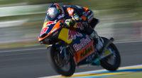 Jack Miller consigue en Moto3 una victoria de peso en Le Mans