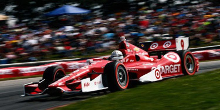 Scott Dixon remonta brillantemente y gana en Mid-Ohio