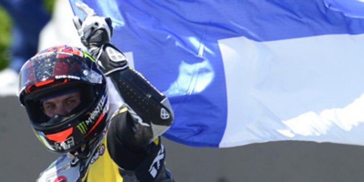 Mika Kallio repite triunfo de Moto2 en Le Mans