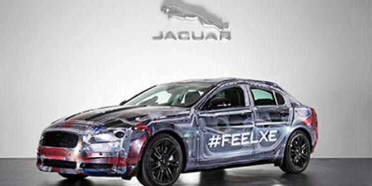 Primera imagen oficial del Jaguar XE