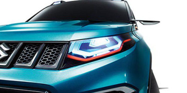 Suzuki mostrará su nuevo B-SUV en París