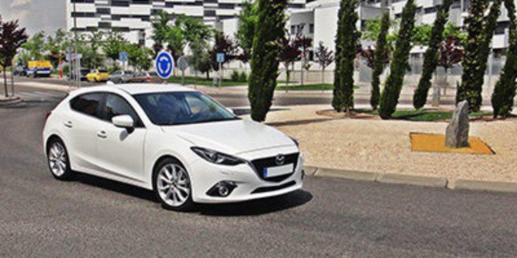 Prueba: Pasamos a los mandos del nuevo Mazda 3