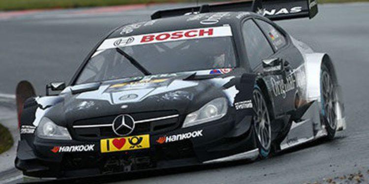 Christian Vietoris consigue su primera victoria en el DTM