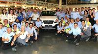 Opel pone a punto la planta de Figueruelas