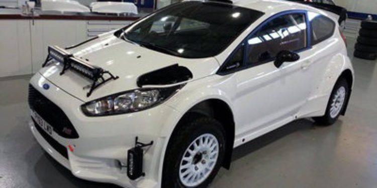 Xevi Pons se cambia al Fiesta R5 y retoca su programa