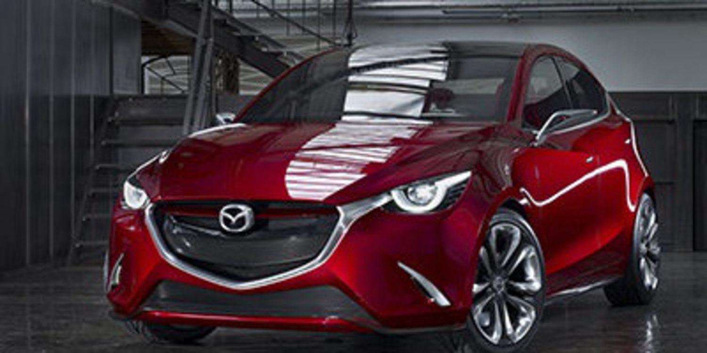 Mazda nos muestra el concept Hazumi, ¿es el nuevo Mazda2?