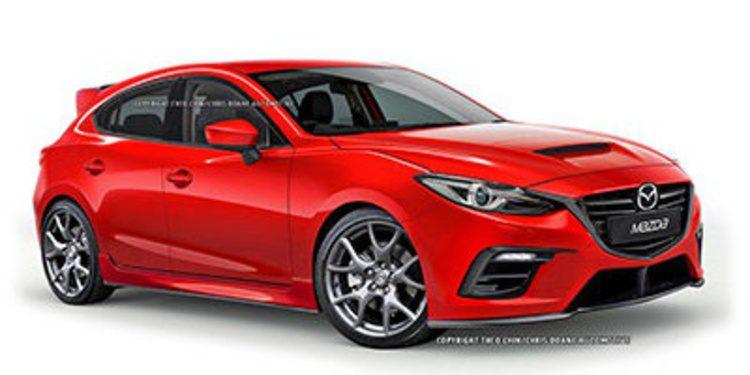 Mazda podría desarrollar un nuevo 3 MPS