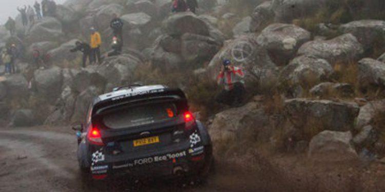 La normativa del Rally2 a estudio para el WRC 2015