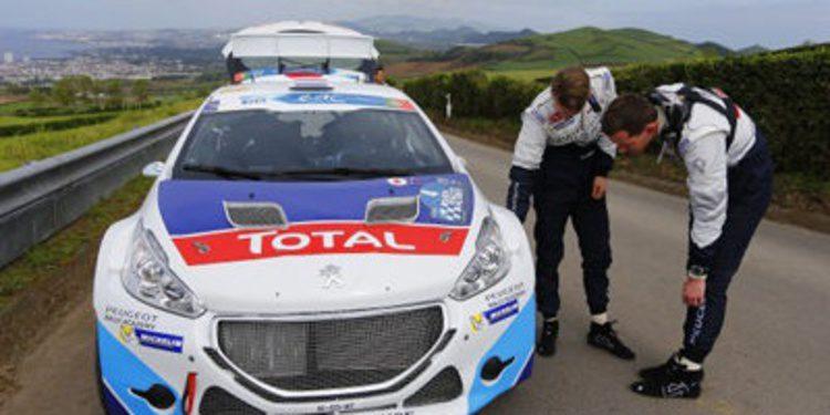 Peugeot obligado a seguir trabajando en el 208 T16 R5