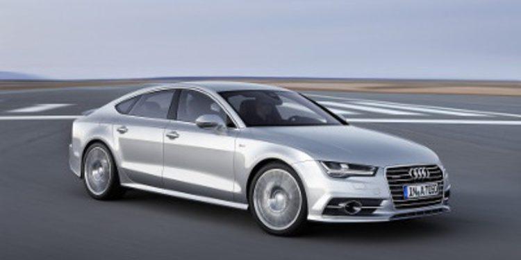 Audi renueva la imagen del A7 Sportback