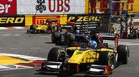 Jolyon Palmer gana una épica carrera en Mónaco