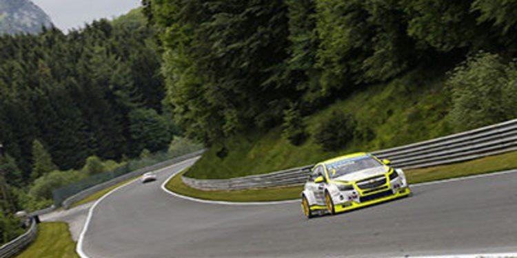 Pechito López es el más rápido en la sesión de Testing