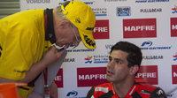 Dunlop centrado en Moto2 y Moto3 explicando motivos