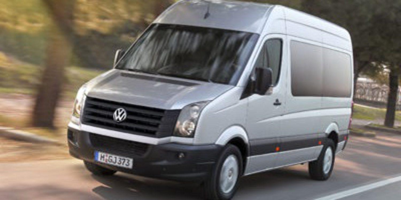 La Volkswagen Crafter llamada a revisión