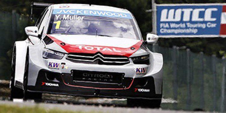 Sebastien Loeb marca la pauta en la segunda sesión libre